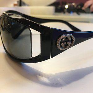 Gucci Crystal Sunglasses